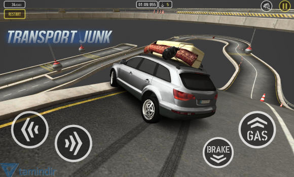 Car Drive AT Ekran Görüntüleri - 2