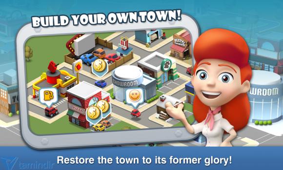 Car Town Streets Ekran Görüntüleri - 5