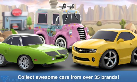 Car Town Streets Ekran Görüntüleri - 3