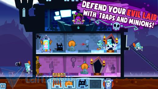 Castle Doombad Free-to-Slay Ekran Görüntüleri - 5