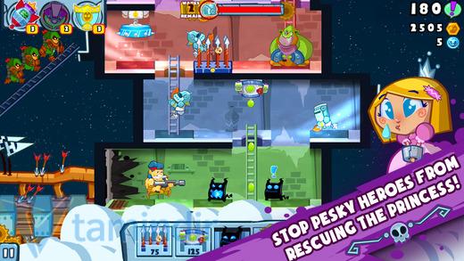 Castle Doombad Free-to-Slay Ekran Görüntüleri - 4