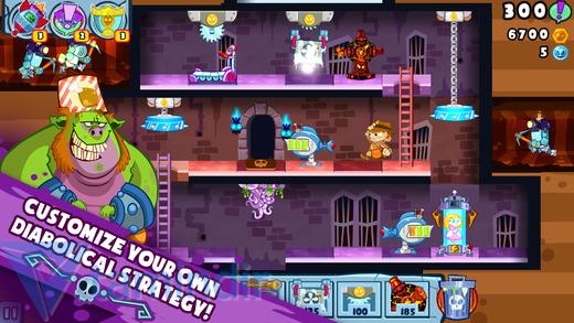 Castle Doombad Free-to-Slay Ekran Görüntüleri - 1