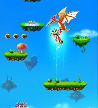 Caveman Jump Ekran Görüntüleri - 3