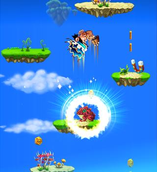 Caveman Jump Ekran Görüntüleri - 2