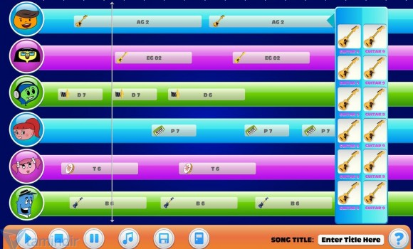 Cha-Ching Band Manager Ekran Görüntüleri - 1