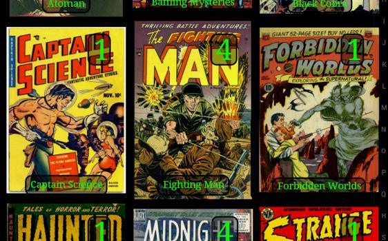Challenger Comics Viewer Ekran Görüntüleri - 2