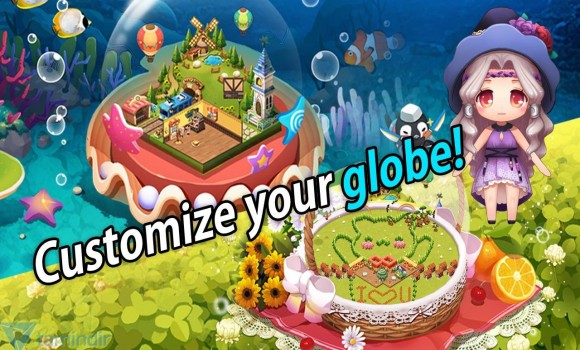 Chef de Bubble Ekran Görüntüleri - 4