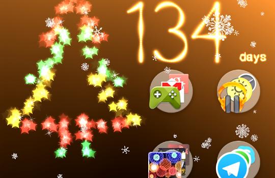 Christmas Countdown Free Ekran Görüntüleri - 1