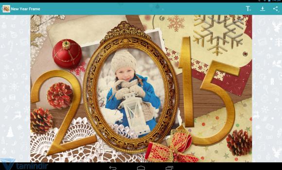 Christmas Photo Frames Ekran Görüntüleri - 4