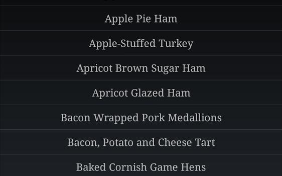 Christmas Recipes Ekran Görüntüleri - 4
