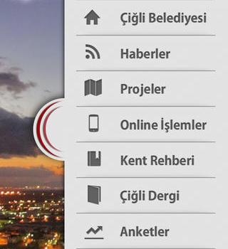 Çiğli Belediyesi Ekran Görüntüleri - 4