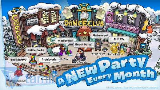 Club Penguin Ekran Görüntüleri - 5