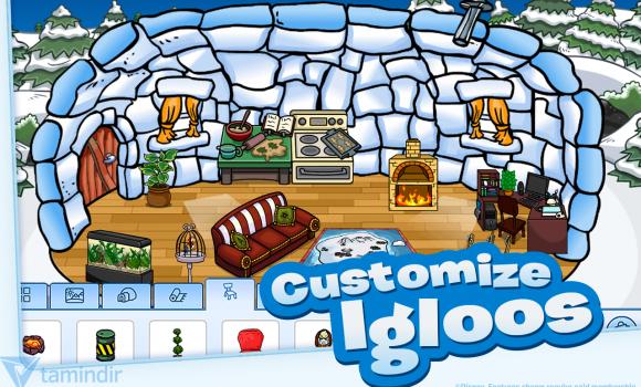 Club Penguin Ekran Görüntüleri - 2
