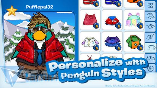 Club Penguin Ekran Görüntüleri - 1