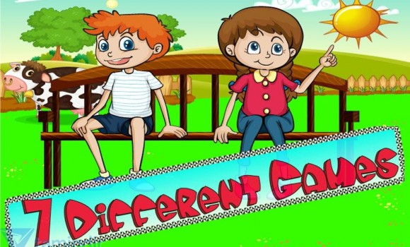 Çocuklar İçin 7 Eğitici Oyun Ekran Görüntüleri - 5