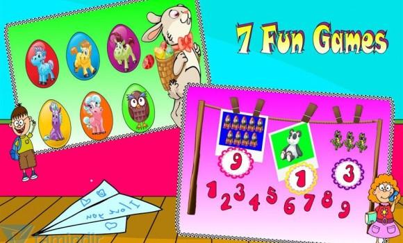 Çocuklar İçin 7 Eğitici Oyun Ekran Görüntüleri - 1