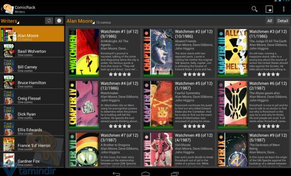 ComicRack Free Ekran Görüntüleri - 5
