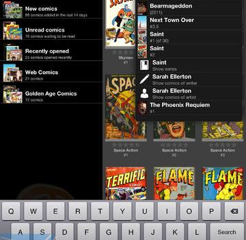 ComicRack Ekran Görüntüleri - 2