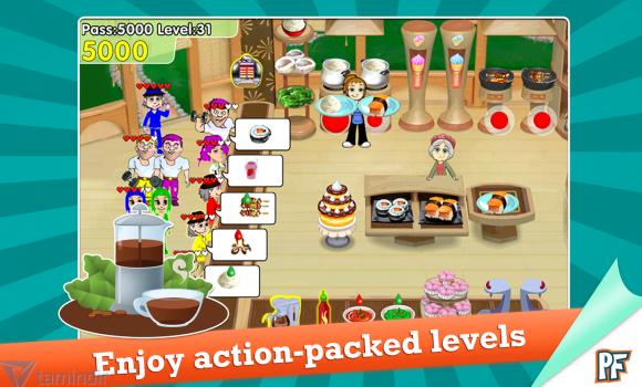 Cooking Dash Ekran Görüntüleri - 4