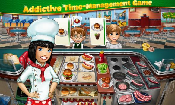 Cooking Fever Ekran Görüntüleri - 4