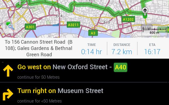 CoPilot GPS - Plan & explore! Ekran Görüntüleri - 2