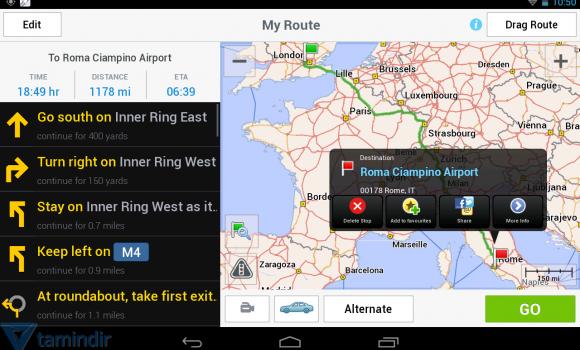 CoPilot GPS - Plan & explore! Ekran Görüntüleri - 4