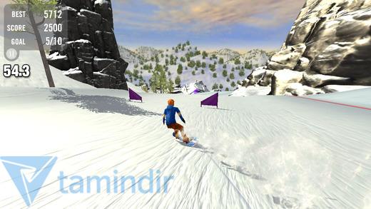 Crazy Snowboard Ekran Görüntüleri - 5