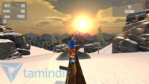 Crazy Snowboard Ekran Görüntüleri - 4