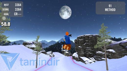 Crazy Snowboard Ekran Görüntüleri - 3