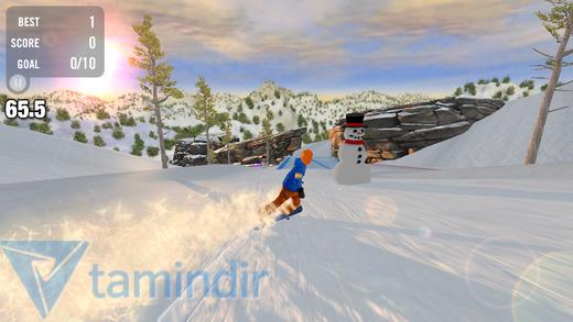 Crazy Snowboard Ekran Görüntüleri - 2
