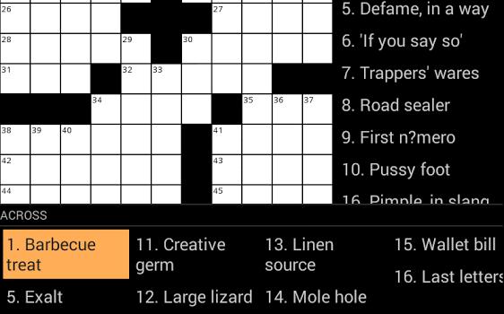 Crossword Puzzle Ekran Görüntüleri - 1