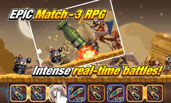 Crusaders Quest Ekran Görüntüleri - 4