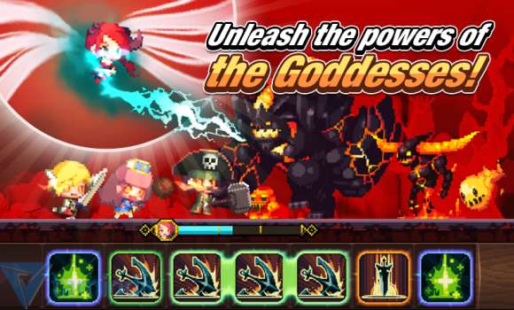 Crusaders Quest Ekran Görüntüleri - 3