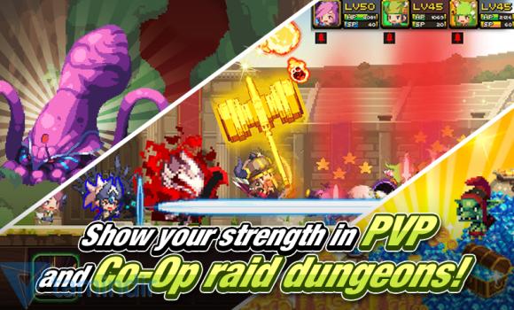 Crusaders Quest Ekran Görüntüleri - 1