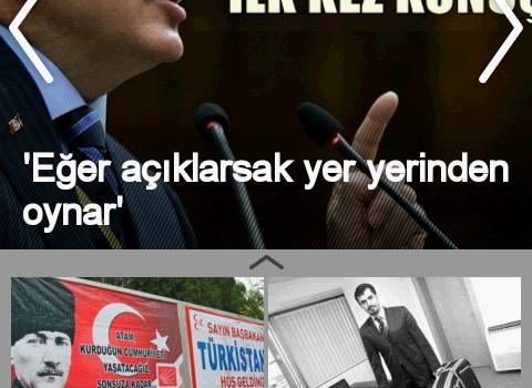 Cumhuriyet Ekran Görüntüleri - 1