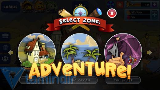 Curio Quest Ekran Görüntüleri - 2