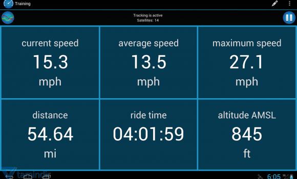 CycleDroid Ekran Görüntüleri - 5
