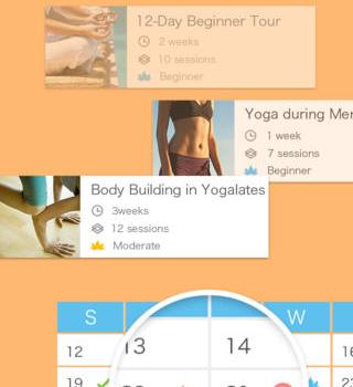 Daily Yoga Ekran Görüntüleri - 3