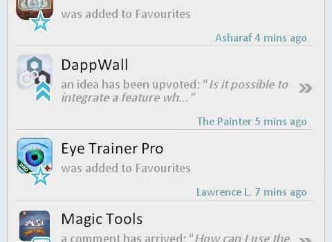 DappWall Ekran Görüntüleri - 2