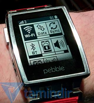 Dashboard for Pebble Ekran Görüntüleri - 2