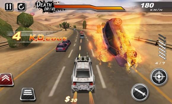 Death Drive Ekran Görüntüleri - 2