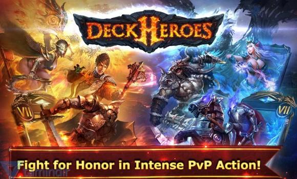 Deck Heroes Ekran Görüntüleri - 5