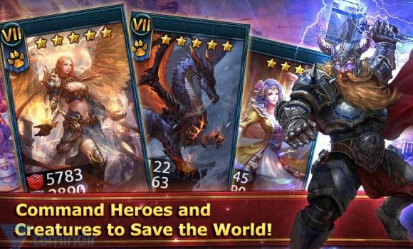 Deck Heroes Ekran Görüntüleri - 1