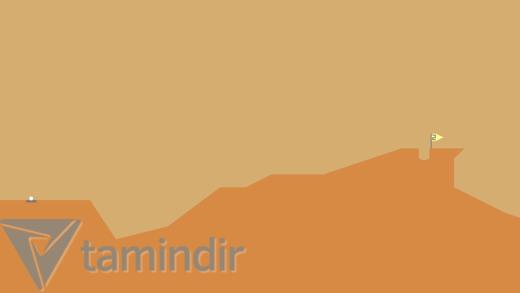 Desert Golfing Ekran Görüntüleri - 3
