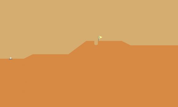 Desert Golfing Ekran Görüntüleri - 1