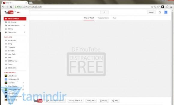 DF Youtube Ekran Görüntüleri - 1