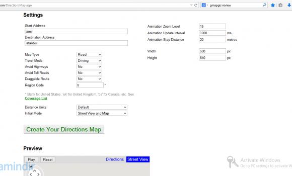 Directions Map Ekran Görüntüleri - 1