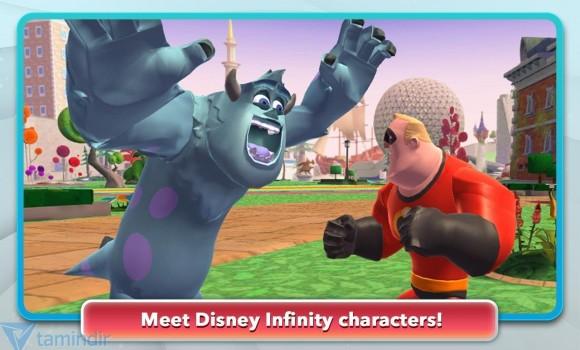 Disney Infinity: Action! Ekran Görüntüleri - 4