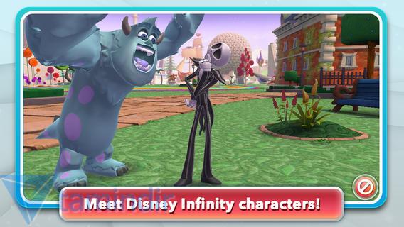 Disney Infinity: Action! Ekran Görüntüleri - 5