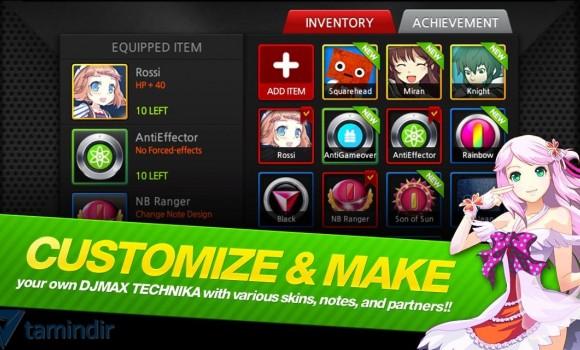 DJMAX TECHNIKA Q Ekran Görüntüleri - 2
